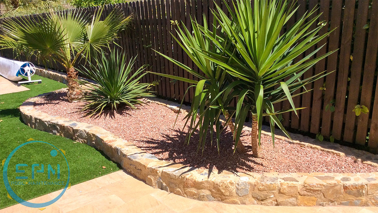 landscapping pools maintenance