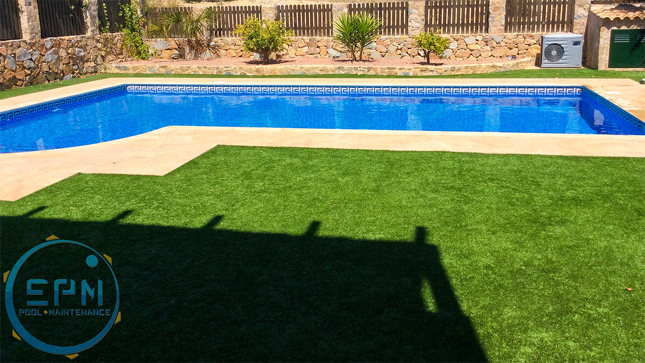 EPM Pools | Mantenimiento de piscinas |Swimming pools maintenance
