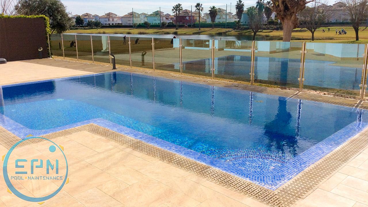 EPM Pools | Mantenimiento de piscinas