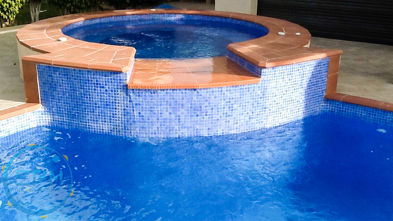 extension and pools maintenance